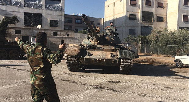Photo of Syrian army liberates strategic areas of military academies in Aleppo