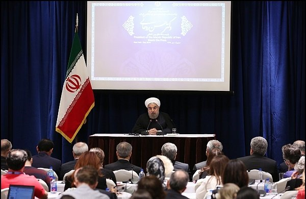 Photo of Iran to take its money back from US: Pres. Rouhani
