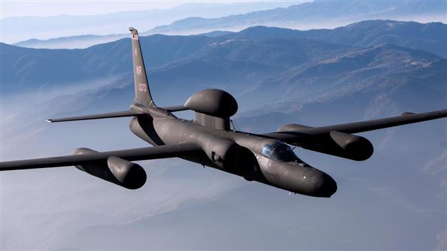 Photo of US spy plane crashes; pilot killed