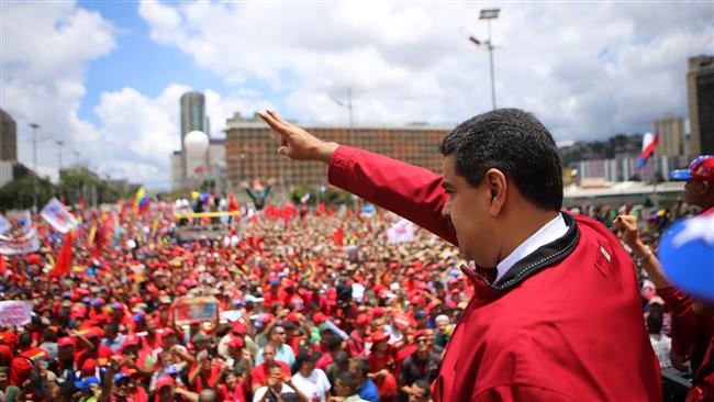 Photo of Maduro supporters, opponents hold counter-rallies in Caracas
