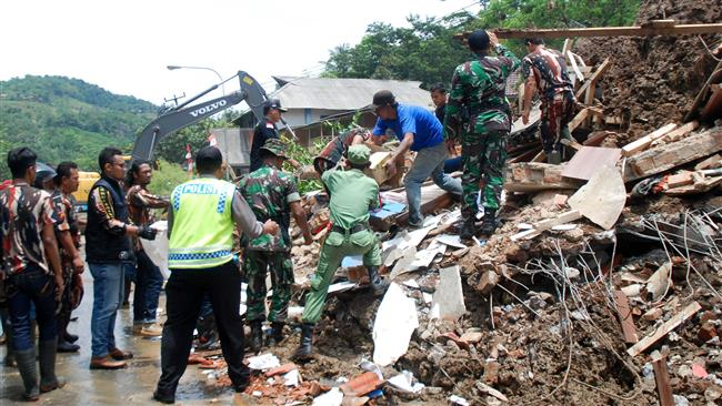 Photo of Death toll from Indonesia floods, landslides climbs to 26