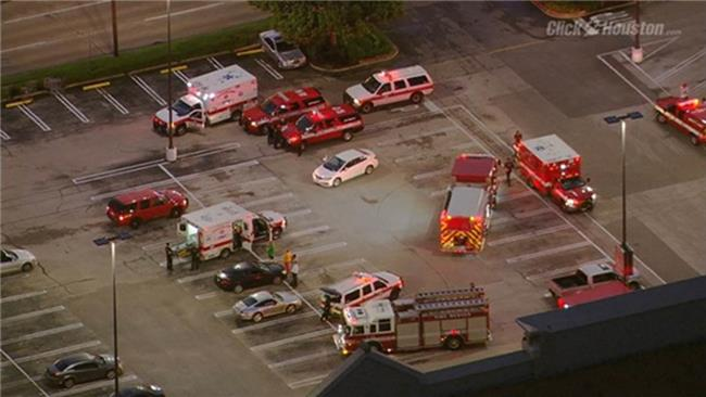 Photo of Multiple people injured in Houston strip mall shooting