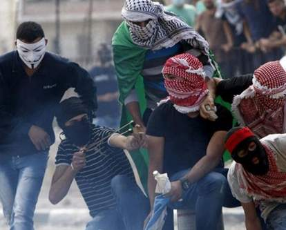 Photo of Al-Quds Int'l: The intifada youths created a remarkable balance of horror