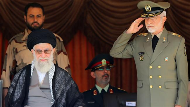 Photo of Leader of Islamic Ummah Imam Khamenei: Military should prepare for its 'great missions' in times of need