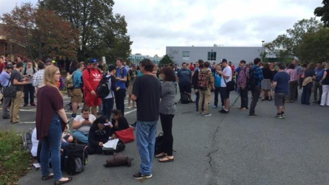 Photo of Scores of Canada schools evacuated over 'potential threat'