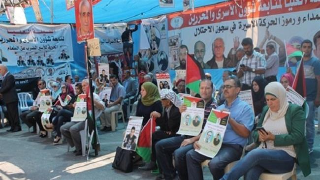 Photo of ICRC asked to save hunger-striking Palestinians