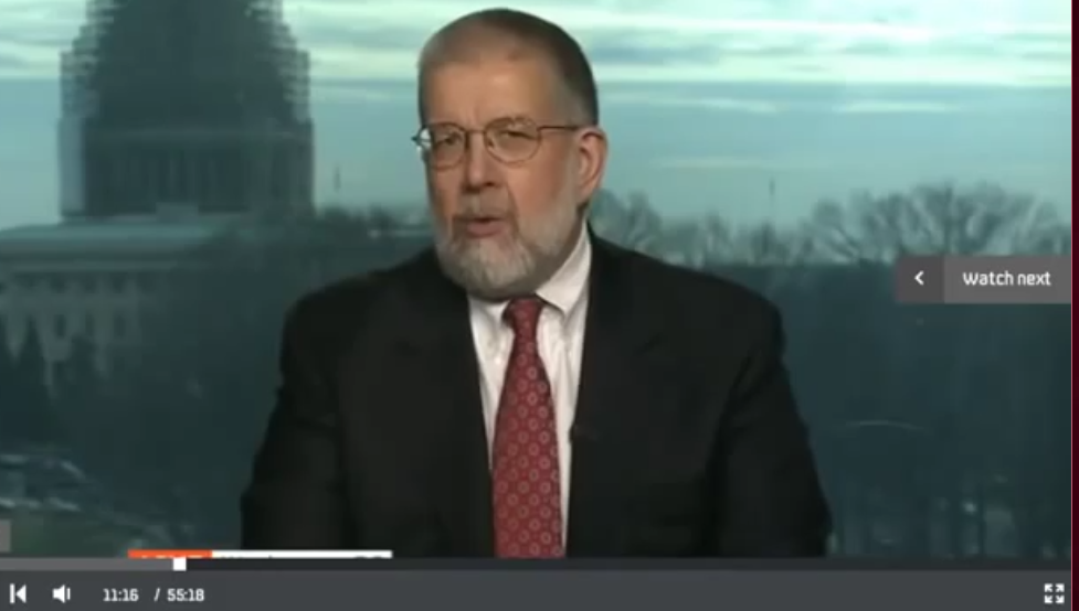 """Photo of EXC.VIDEO: Senior ex-CIA Officer Scheuer: """"Let Sunni Kill Shia & The West Keep Out, This is what we, US, hope.."""""""