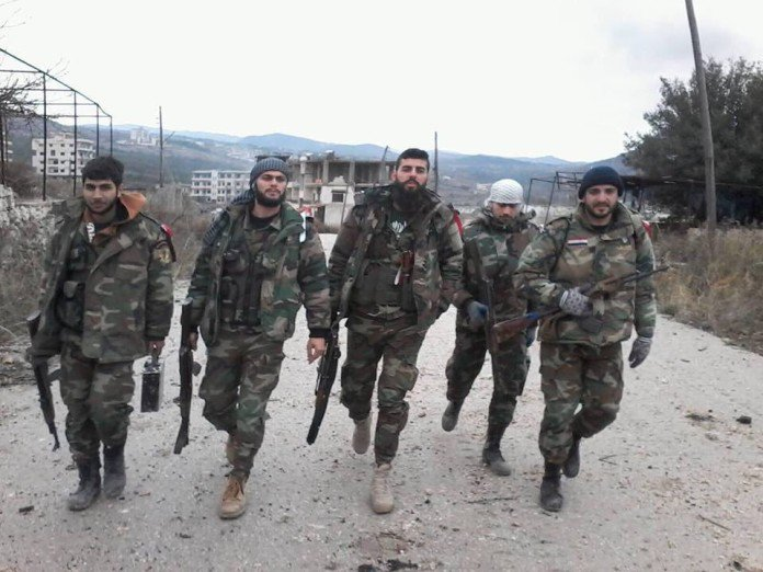 Photo of Syrian Army captures Idlib-Latakia axis after successful operation