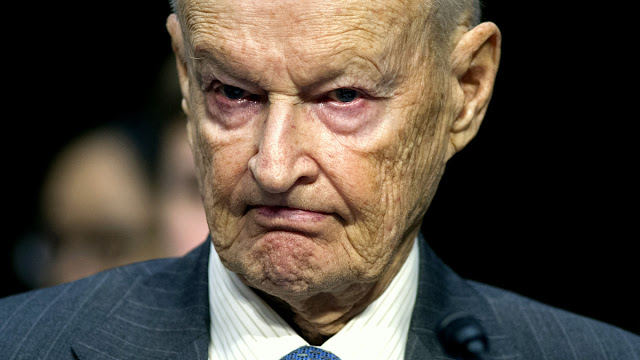 Photo of Zionist Brzezinski: 'It's Easier to Kill than Control a Million People'