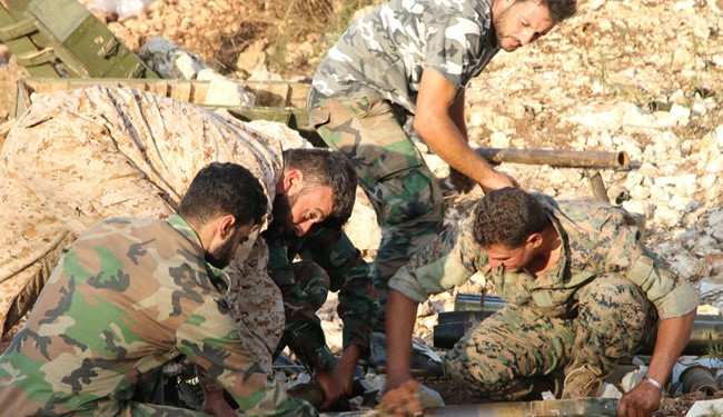 Photo of VIDEO: Syrian Army Troops Take Armament Academy Northern Aleppo City