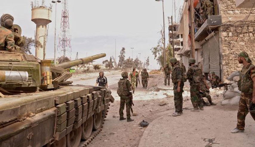 Photo of VIDEO: Syrian Army Troops Win Control over Qashash Farms in Northern Hama