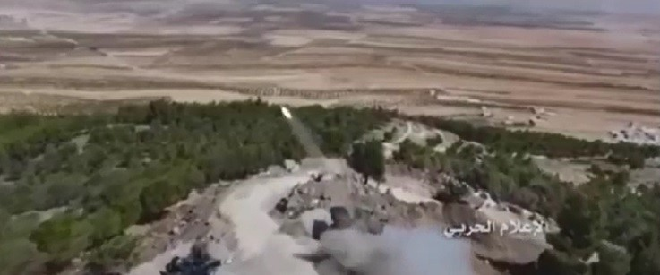Photo of VIDEO: Syrian Army Troops Advance in Northern Hama, Hit Al-Qaeda