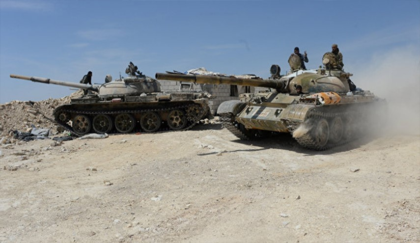 Photo of Syrian Army Kills more Terrorists, Destroys their Equipment across Country