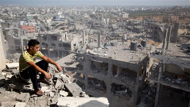 Photo of Puppet UN worried(!?) about dire situation in  zionist blockaded Gaza