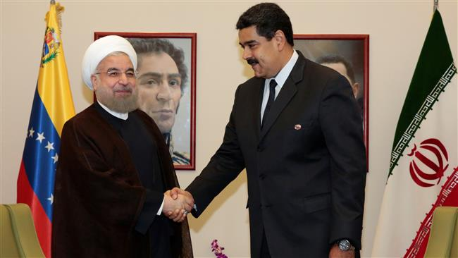 Photo of Iran's Rouhani arrives in Venezuela for NAM summit