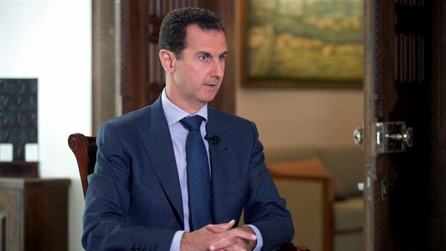 Photo of US bombed Syrian troops for an hour: Syria President Assad
