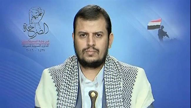 Photo of US providing political cover for Saudi strikes on Yemen: Sayyed al-Houthi