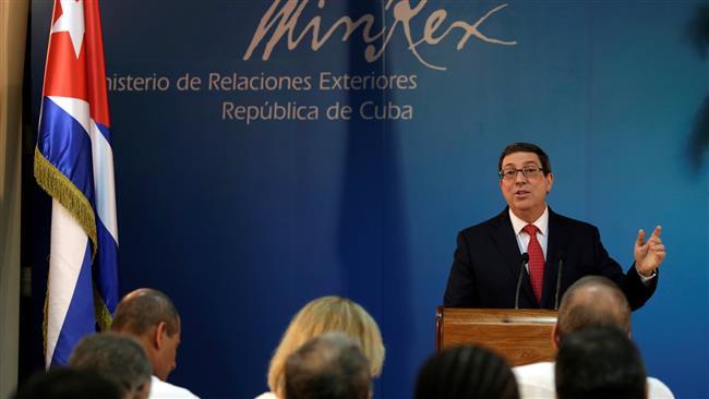 Photo of Cuba denounces continuation of US sanctions