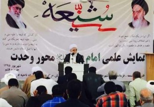 Photo of Shia-Sunni unity, result of Muslims' loyalty to Imam Ali (AS)
