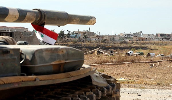 Photo of Syria in Past 24 Hours: Army in Fierce Clashes with Terrorists in Aleppo