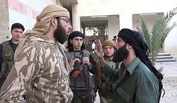 Photo of Serious Dispute Erupts between Rival Terrorists in Southern Idlib