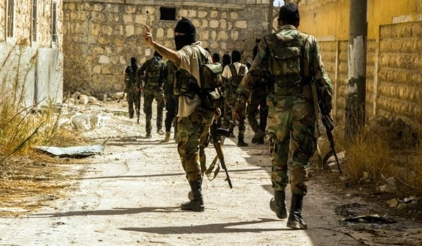 Photo of Syrian Gov't Forces Keep Marching on Terrorists' Centers in Eastern Damascus