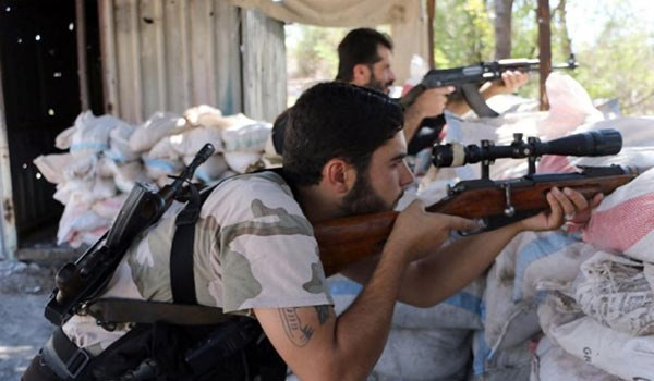 Photo of Syria: Terrorist Snipers Open Fire at Civilians Fleeing Eastern Districts of Aleppo