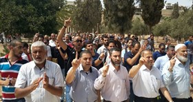 Photo of Calls for intensifying Palestinian presence in al-Aqsa