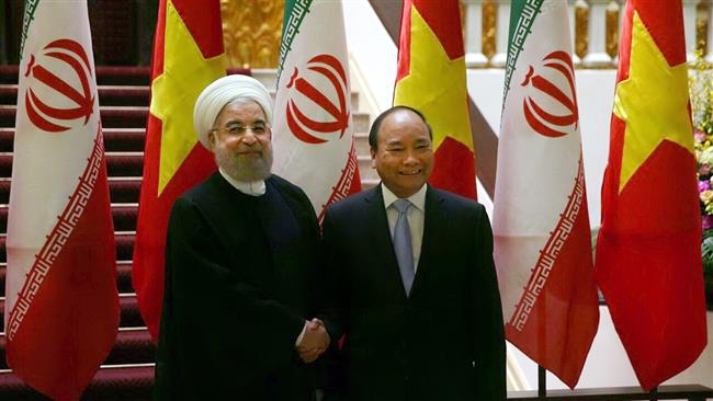 Photo of 'Iran ready to export steel, oil to Vietnam'