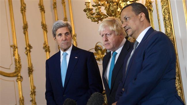 Photo of Coward US, UK urge immediate ceasefire fearing Yemeni's latest advances against zionist Saud in Yemen