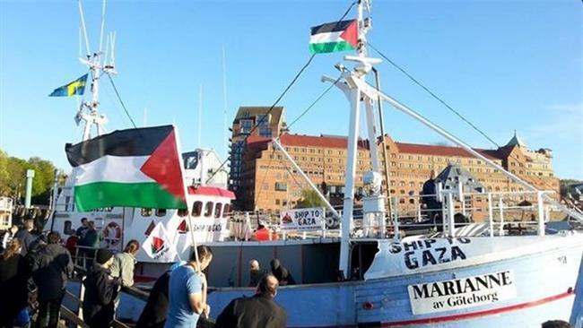 Photo of Zionist Israeli navy intercepts boat en route to Gaza