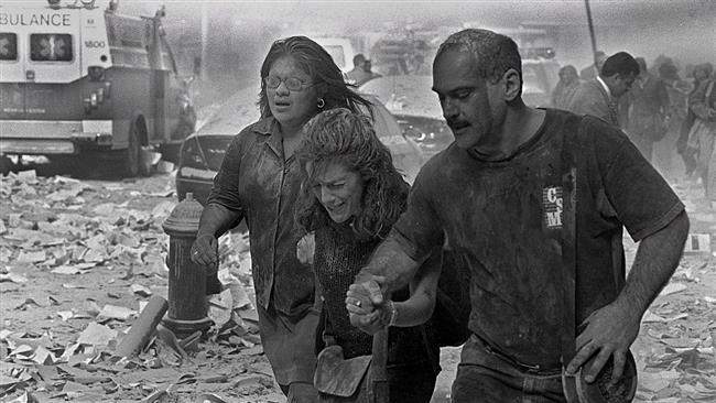 Photo of 9/11 was US state-sponsored terrorism: American writer