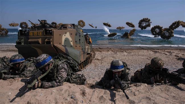 Photo of Seoul, Washington begin joint drills in Korean Peninsula waters