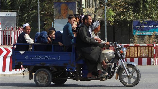 Photo of 24k internally displaced Afghans have fled Kunduz, UN says