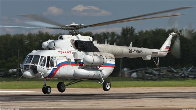 Photo of Russian copter crashes in Siberia, 19 passengers feared dead