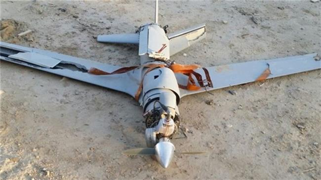 Photo of Yemeni forces shoot down Saudi reconnaissance aircraft