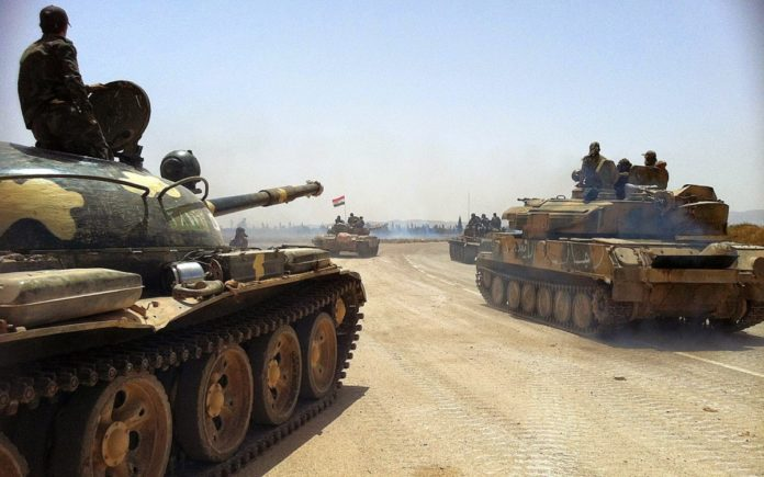 Photo of Syrian Army, Hezbollah capture more points in southern Aleppo