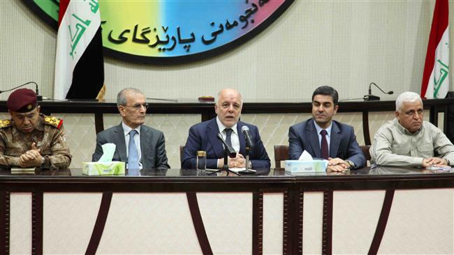 Photo of Iraqi PM warns against foreign interference in liberating Mosul