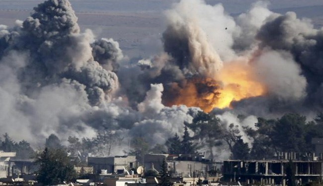 Photo of Syrian Fighter Jets Raze terrorists' Ammunition, Fortifications in Idlib, Hama, Homs