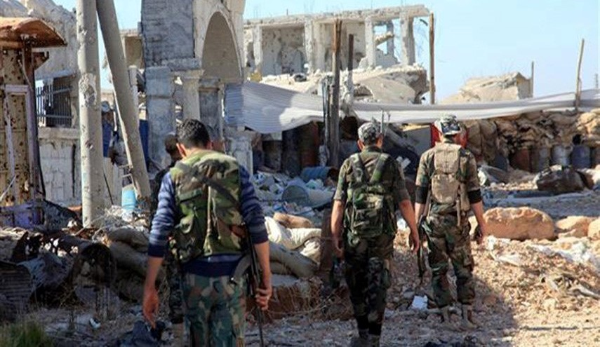 Photo of VIDEO: Watch Syrian Army Troops Advance in Northern Aleppo's Streets