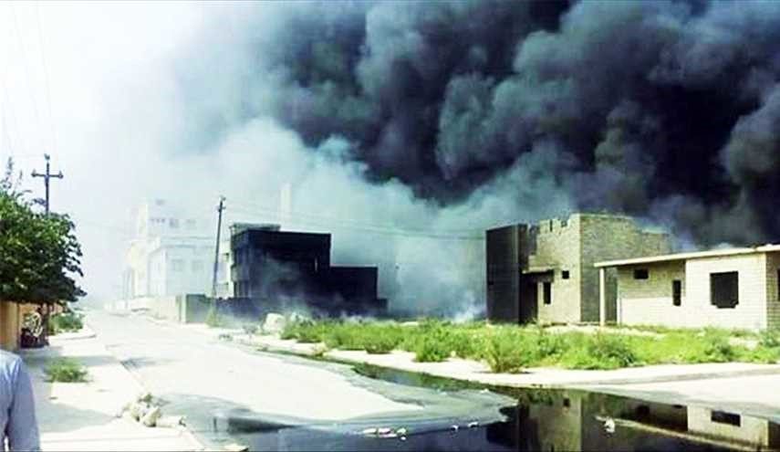 ISIS Bombed 2 Provincial Buildings in Center of Mosul