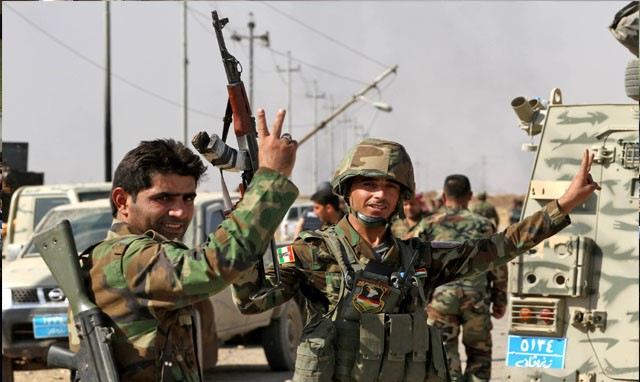 12 Foreign Terrorists Killed by Iraqi Forces South of Mosul