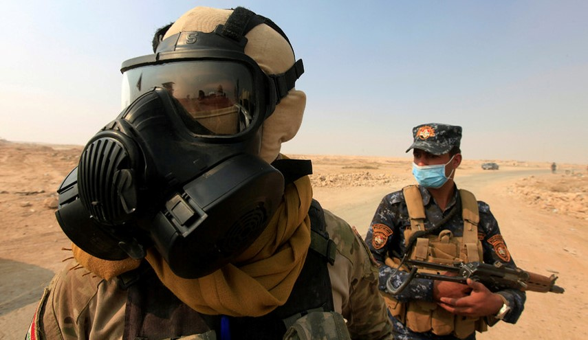 Photo of VIDEO: 1,000 Treated for Breathing Problems after ISIS Torches Sulphur Plantin Mosul