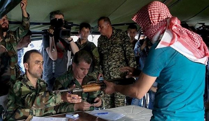 Over 160 Ex-Militants Granted Amnesty in Homs, Syria