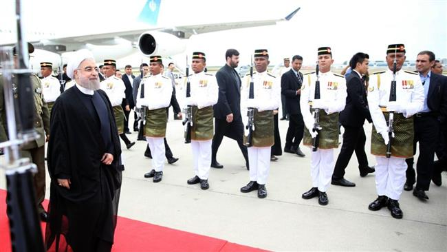Photo of Time ripe for forging closer ties with Malaysia: Iran president