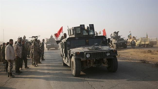 Photo of Iraqi forces liberate over 60 near villages near Daesh-held Mosul