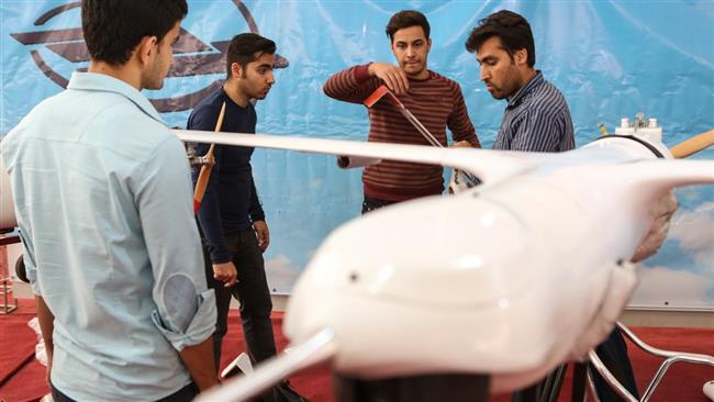 Photo of Iran unveils long-range, radar-evading drone