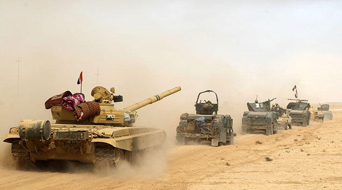 Photo of VIDEO: Iraqi Forces Advance on Daesh stronghold of Mosul