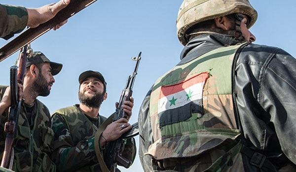 Photo of Syrian Army Resumes Final Phase of Liberation Operation in Key Town in Eastern Damascus