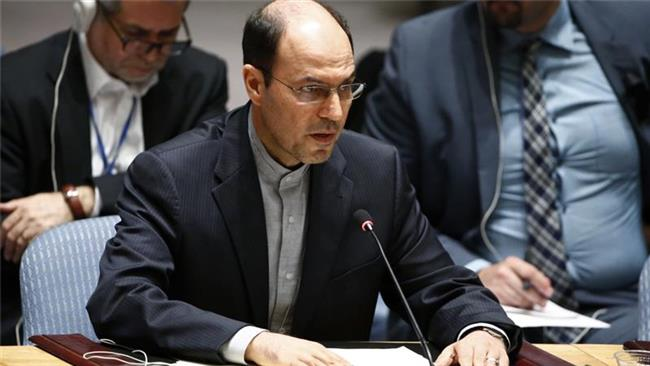 Photo of Takfirism, extremism, Daesh most dire threats to world: Iran UN envoy